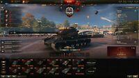 #5 World of Tanks WOT account | 12 Premium tanks | KV-122 (Not bonus code)