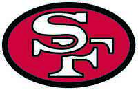 SAN FRANCISCO 49ERS Vinyl Decal / Sticker ** 5 Sizes **