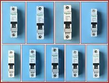 C60 MCB SCHNEIDER MERLIN CIRCUIT BREAKER COMPATIBLE WITH HAGER SQUARE D EATON MK