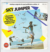BO Film PUB TV ADIDAS Disque 45 tours Janny LOGAN SKY JUMPER -SOMETHING YOU HIDE