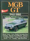 MGB GT, 1965-1980
