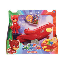 PJ Masks Owlette and Owl Glider Vehicle  *BRAND NEW*