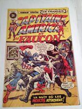 Capitaine America Et Le Faucon # 26 Edition Heritage