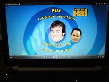 Shallow Hal (DVD, 2002) Jack Black DVD ONLY SLIM CD/DVD STORAGE CASE