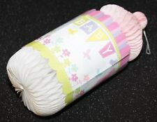 Baby bottle honeycomb hanging decorations baby shower, christening decorations