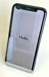 Apple iPhone XR - 256GB BLACK NETWORK UNLOCKED Fully Working - FAULTY SCREEN