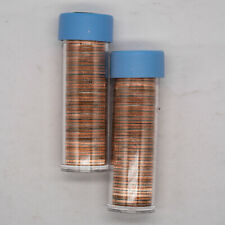 (2) ROLL LOT 1974 S PROOF ROOSEVELT DIMES 10C ESTATE UNSEARCHED GEM PF 100 COINS