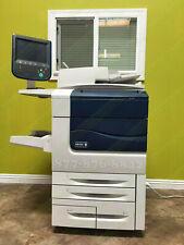 Xerox Color 570 Commercial Production Printer Copier Scan Mfp 75ppm 560 550 131k