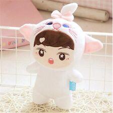 "9"" Handmade EXO Plush Oh Se Hun Kitty Plush Animal KPOP Soft Doll Toy Cute Gift"