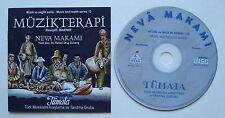 CD Rahmi Oruc Güvenc - Müzikterapi - Neva Makami - Tümata - Otag Müzik