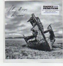(ER902) The Redeemer, Falling Off Maps - 2013 DJ CD