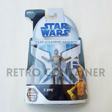 STAR WARS Kenner Hasbro Action Figure - THE CLONE WARS 2008 - C-3PO Droid