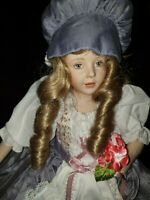 Franklin Heirloom Doll 1987