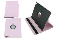 New Light Pink I Pad air 2 case for christmas gift secret santa 360 swivel stand