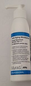 Murad Anti-Aging Moisturizer Broad Spectrum SPF 20 PA+++ for blemish-prone skin