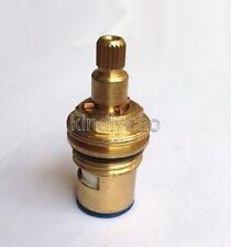 Replacement Brass Ceramic Disc Tap Valve Quarter Turn Cartridge Gland Insert 501