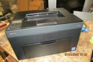 Dell Color Workgroup Laser Printer Model 1350cnw (Works great, needs toner)
