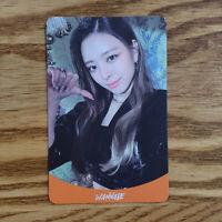 Yuna Official Photocard ITZY 2nd Mini Album IT'z Me Genuine Kpop
