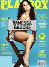 Playboy MEXICO 02/2012   VANESSA BAUCHE & VIVIEN SASDI   Februar/2012