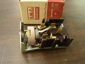 NOS OEM Ford 1960 1961 Falcon Headlight Switch Headlamp