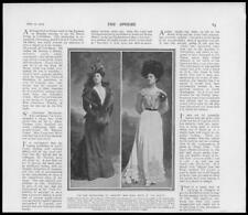 1901 LONDON Miss Rosie Boote New Marchioness of Headfort Marriage Taylour (20)