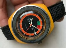 TISSOT SIDERAL AUTOMATIC FIBERGLASS 40mm VINTAGE WRIST WATCH FOR MEN
