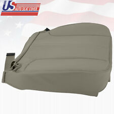 2004 2005 Dodge Ram 1500 SLT Leather Replacement Tan Seat Cover-Passenger Bottom