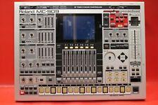 USED ROLAND MC-909 MUSIC SAMPLER mc 909 Groovebox U1216 210430