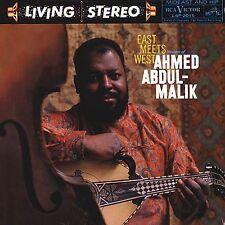 AHMED ABDUL-MALIK East Meets West Musique Of Ahmed Abdul-Malik RCA 180 GRAM LP