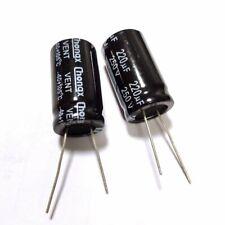 20pcs 250V 22uF 250Volt 22MFD 105C Aluminum Electrolytic Capacitor 10×16mm