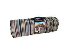 "Soft Durable Roll Up Travel Pet Bed With Carry Handle, 24"" x 36"""