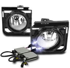 11-15 SCION XB BUMPER DRIVING CHROME CLEAR LENS FOG LIGHTS LAMP W/10K HID+SWITCH