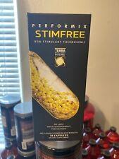Performix STIM FREE Fat Burner Weight Loss Mood Enhancer 78 caps STIMFREE Free S