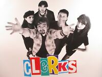 Original Clerks Promo Movie Poster Kevin Smith