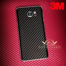 SopiGuard 3M 1080 Carbon Fiber Vinyl Skin Front + Back Samsung Galaxy Note 5