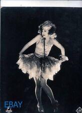 Lilian Harvey sexy kewpie doll VINTAGE German Photo