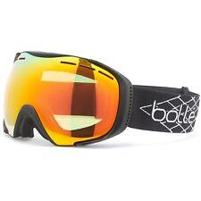 Bolle Ridge Ski Goggles   Medium/Large  - Fire Orange