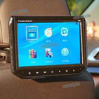 "9"" Car Headrest Mount USB/SD Port Screen Car Monitor FM DVD MP5 Player Speaker"