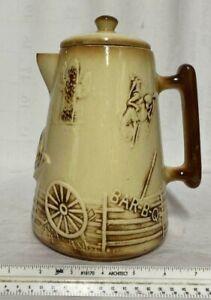 Vintage McCoy Western El Rancho Coffee Pot