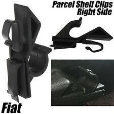 1x REAR PARCEL SHELF CLIPS FOR FIAT ABARTH GRANDE PUNTO EVO DOBLO RIGHT SIDE