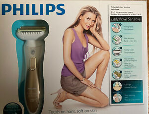 Philips HP6370 Electric Shaver Ladyshave 5 in 1 Skin Protection System