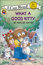 What a Good Kitty Mercer Mayer Paperback New