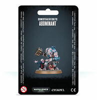 Warhammer 40k Genestealer Cults Abominant *New in Box*