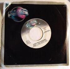 Greg Phillinganes 45 Baby, I Do Love You  mono/stereo  PROMO  NM