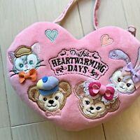 Disney Tokyo Duffy & Friends Heartwarming Days Pass Case Pass Holder Small Bag