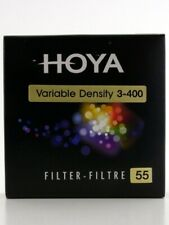 Hoya Filter ND 3- ND 400 Graufilter variable 55 mm