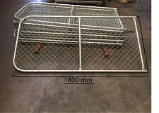 1.8m height of  Galvanized Cyclone chain wire/ Chain-Link Fence Gate ,$85/each