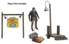 Neca Friday the 13th Accessory Pack Camp Crystal Lake Set NEW