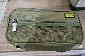 Shimano Small Accessory Case Vgc