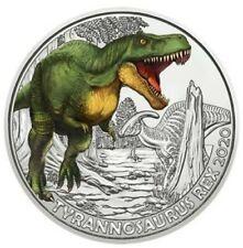 3 Euro 2020 Tyrannosaurus Rex Österreich Serie Super Saurier